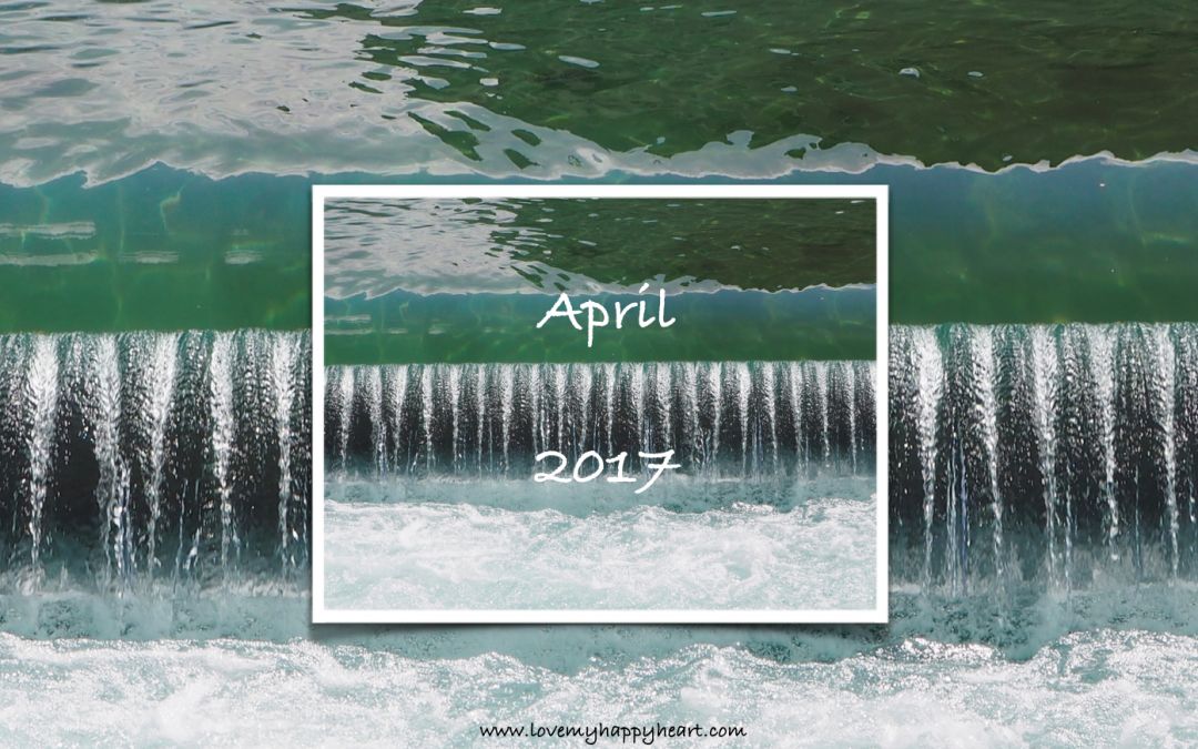 April Calendar 2017